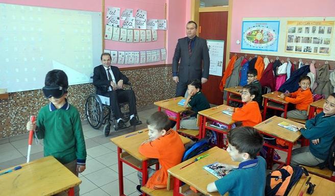 'Kamudaki engelli sayısı 50 bini aşacak'