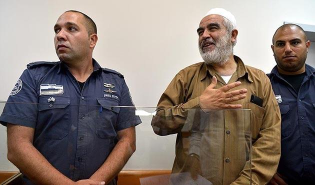 Şeyh Raid Salah mahkemeye çıkarıldı