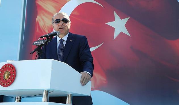 Erdoğan yeni emniyet külliyesinin adresini açıkladı
