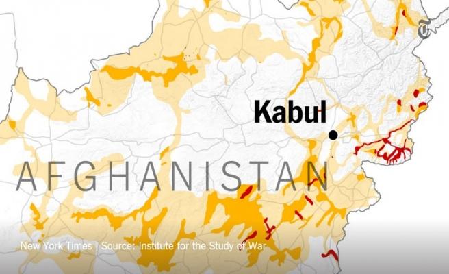 Afganistan'da cami saldırısında 20 ölü