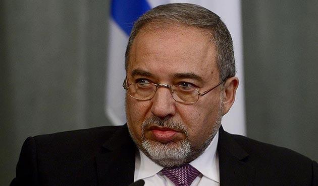 Liberman'dan İran'a 'tehdit'