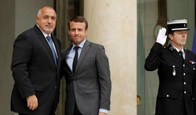 Fransa, Bulgaristan'ın askeri modernizasyonuna talip