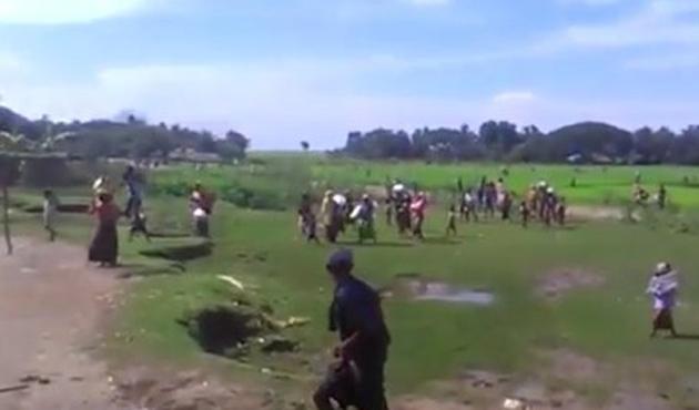 Myanmar'da kriz büyüyor, 89 ölü