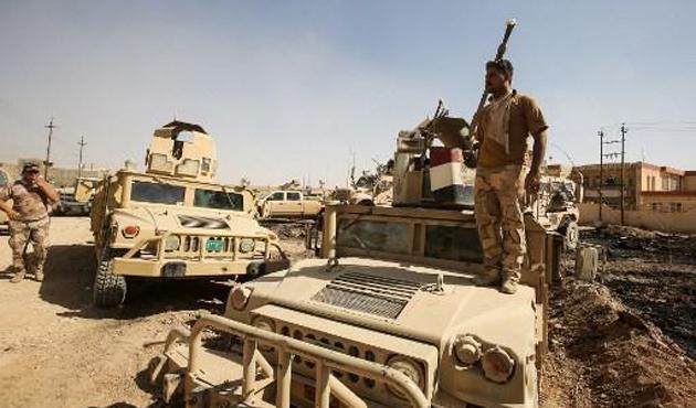 Fransa Dışişleri Bakanı ve Savunma Bakanı, Bağdat'ta