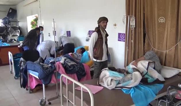 Yemen'de 2 bin 208 kişi koleradan öldü