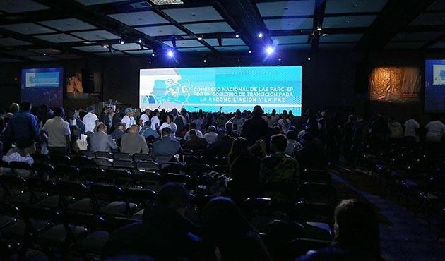 FARC'dan meşru siyasi hayata geçmek için ilk adım