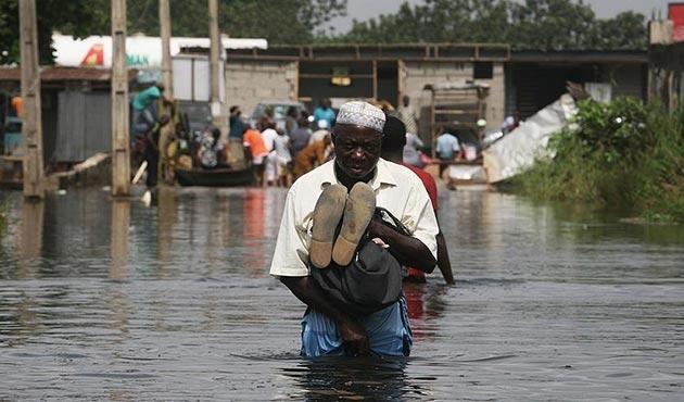 Nijer'de meydana gelen sellerde 41 ölü