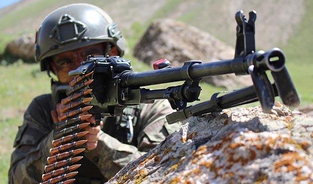 Üç ildeki operasyonlarda 7 PKK'lı etkisiz hale getirildi