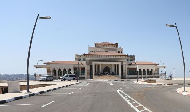 Filistin Milli Kütüphanesi kuruluyor