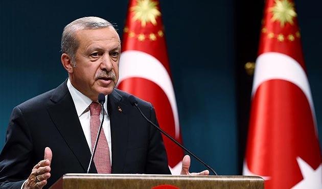 Erdoğan: İsrail'in işgal teşebbüslerine son vermesi gerekiyor