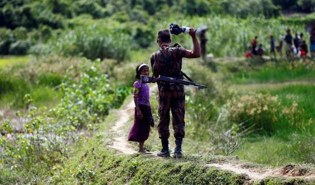 'Arakan'da son 3 günde 2-3 bin Müslüman katledildi' | FOTO-VİDEO