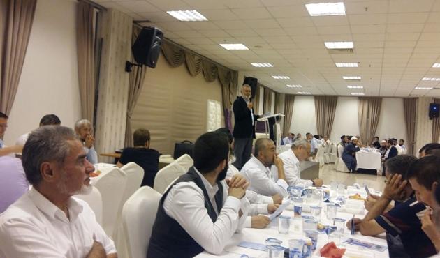 'Büyük Türkistan-Türkiye Buluşması' Üsküdar'da gerçekleşti