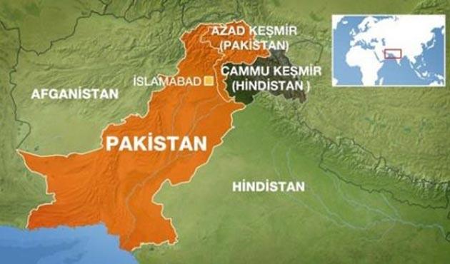 Azad Keşmir'e havan saldırısı, 3 ölü