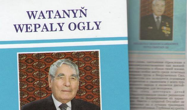 Türkmenbaşının babasının adına madalya tesis edildi