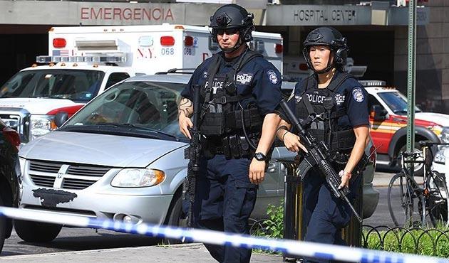 ABD'de halk kütüphanesine silahlı saldırıda en az 2 ölü
