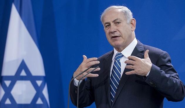 Netanyahu: Yahudi işgal yerlerinin kaldırılmasına izin vermeyeceğim