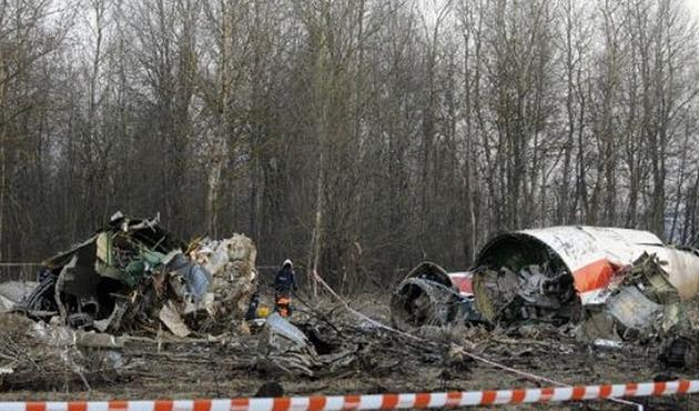 Polonya'dan Rusya'ya Smolensk faciası ile ilgili nota