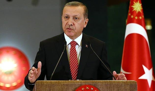 Erdoğan: Arakan'da zulüm gören mazlumları da yalnız bırakamayız