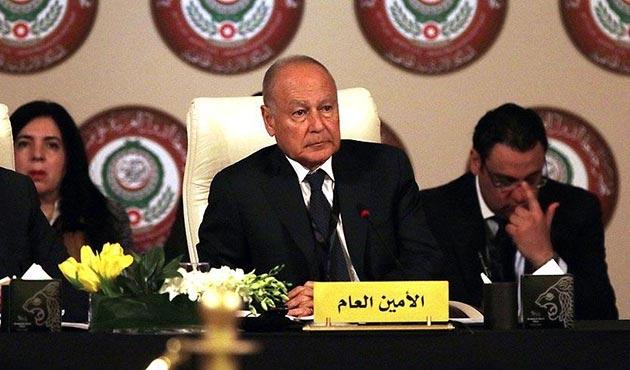 Arap Birliği'nden Netanyahu'nun açıklamalarına kınama
