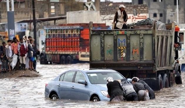 Yemen'deki sel felaketinde bilanço artıyor