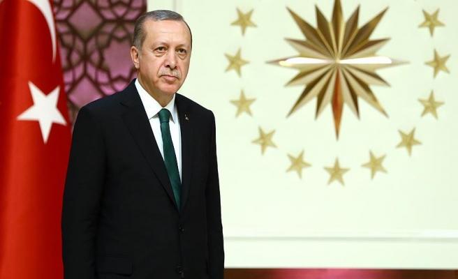 Cumhurbaşkanı Erdoğan: Arakan için de dualarınızı eksik etmeyin