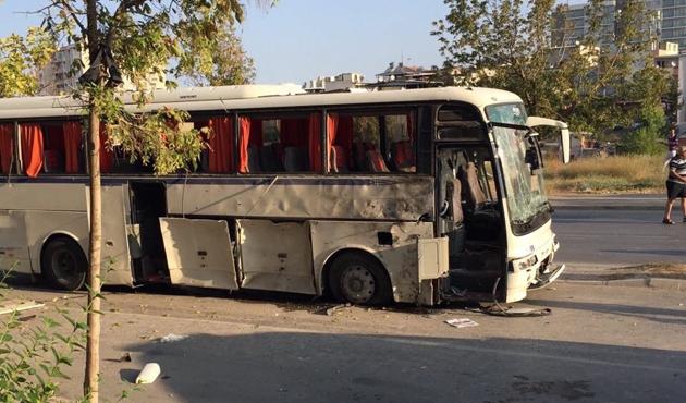 İzmir'de patlama, 8 yaralı