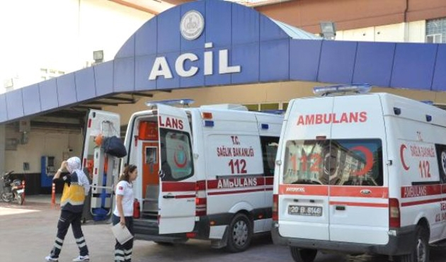 Hastanelerde 'acemi kasap' yoğunluğu