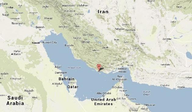 İran'da öğrencileri taşıyan otobüs devrildi
