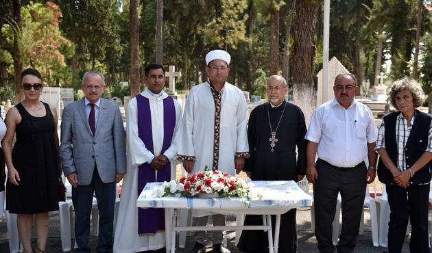 Mersin'de 'Dinlerin Buluşması' etkinliği