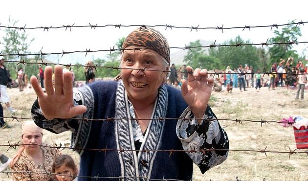 Özbekistan ve Kırgızistan sınırın çoğunda anlaştı