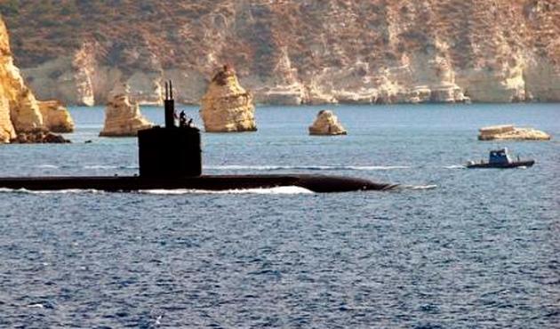 ABD ve Yunanistan Souda üssü için anlaştı