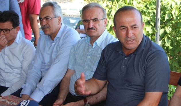 Çavuşoğlu: Türkmenler yardım istiyor