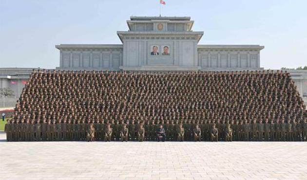 Kim Jong-un yine meydan okudu