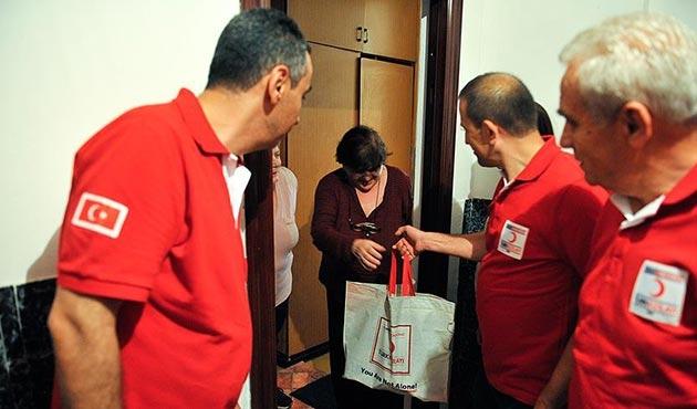 Kızılay'dan 33 ülkede 125 bin hisse kurban