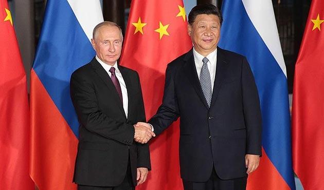 Putin ve Şi Cinping'den 'Kuzey Kore' için fikir birliği