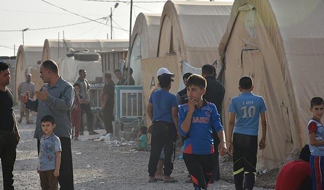 Telaferli Türkmenler geri dönmek için gün sayıyor