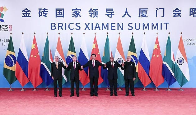 BRICS Zirvesinde 'terör ve yolsuzlukla mücadele' vurgusu