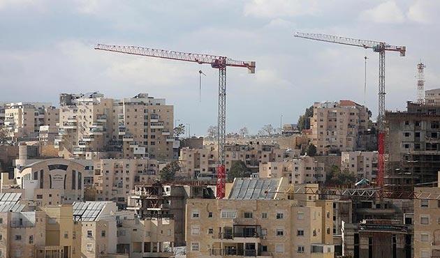 Batı Şeria'da yeni Yahudi işgal inşaatı bütçesine onay