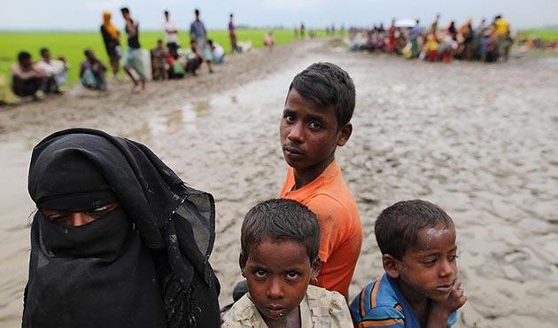 Tunus'tan Myanmar'a kınama