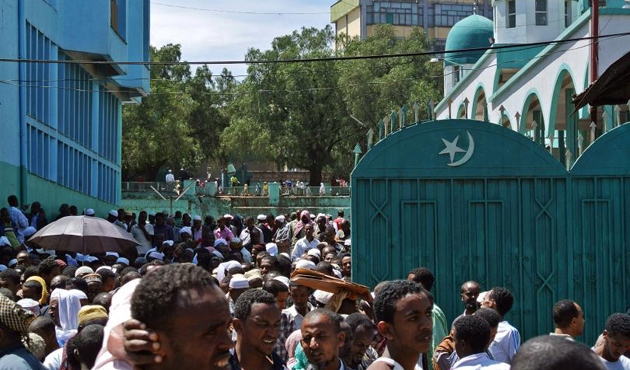 Etiyopya'da 'kısmi' yeni yıl affı