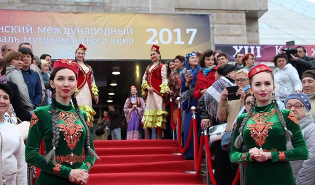 Uluslararası Kazan Müslüman Film Festivali başladı