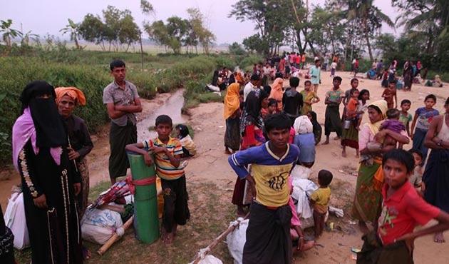 Bangladeş'e geçen Arakanlı sayısı 146 bine ulaştı