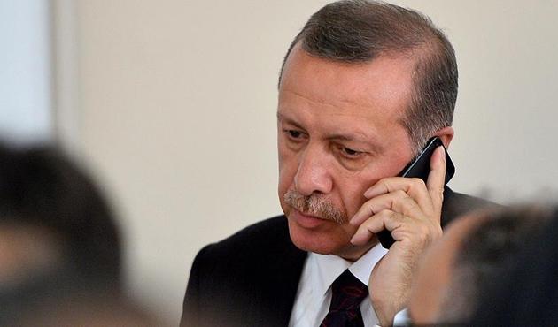 Erdoğan'dan Mardin ailesine taziye telefonu