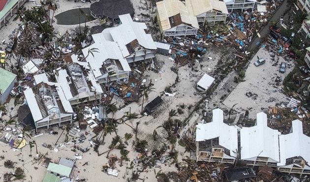FEMA: Irma Kasırgası ABD'de büyük yıkıma yol açacak