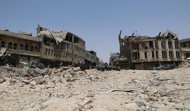 Musul'da enkazdan 2 bin 100 sivilin cesedi çıkarıldı