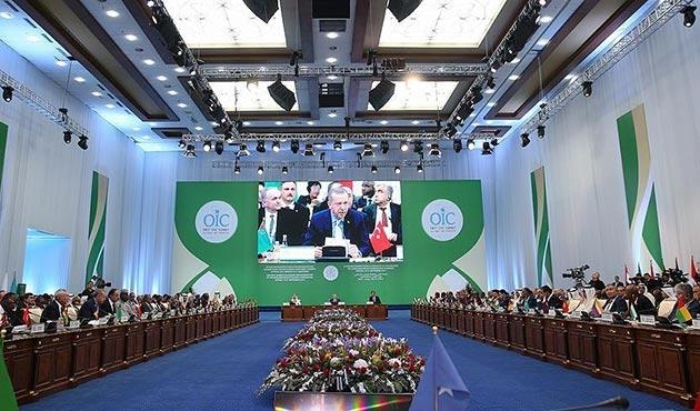 Erdoğan'dan Astana'da İslam dünyasına net mesajlar