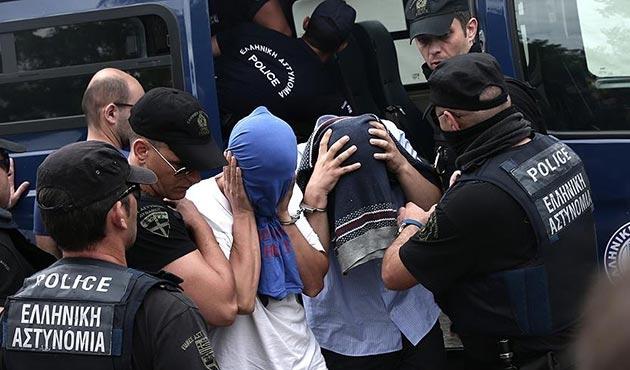 Yunanistan'a kaçan FETÖ'cü sayısı bine yaklaştı