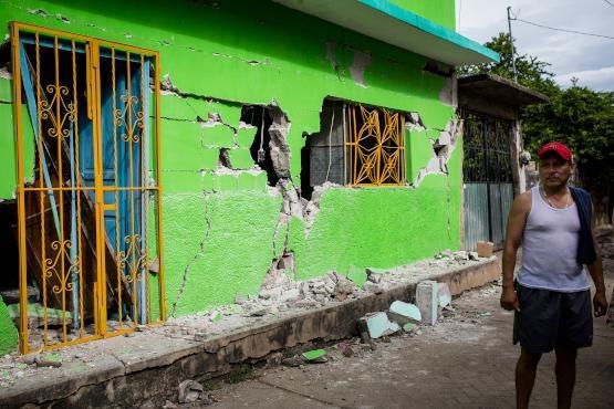 Meksika'daki büyük depremde ölü sayısı 90'a yükseldi | FOTO