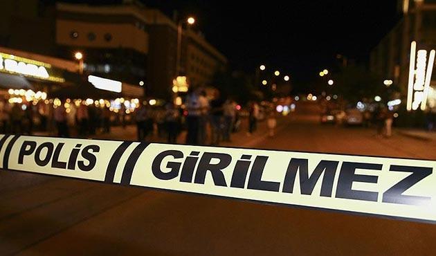 Adana'da polis merkezi yakınında patlama