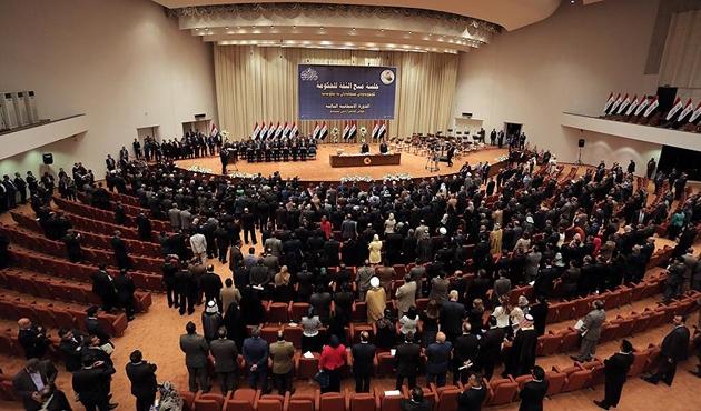 Irak meclisinden IKBY'nin referandumuna ret